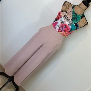 Zara Crop flare pants Size XS/Small